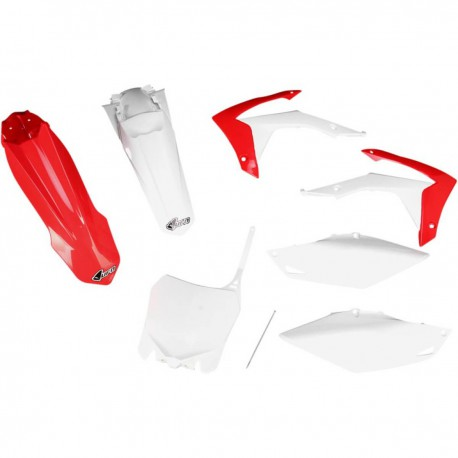 Kit plastique Ufo Plast pour Honda CRF250R 14-17