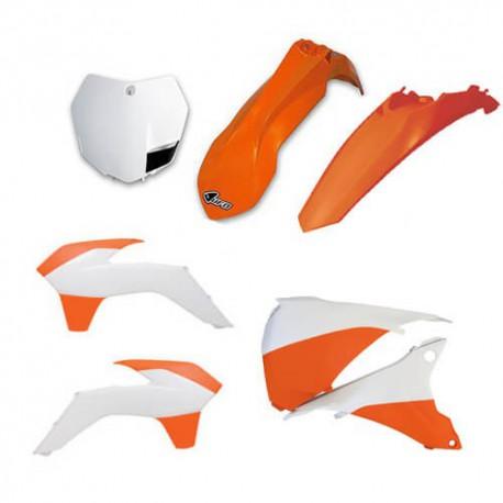 Kit plastique Ufo Plast pour KTM SX85 13-17