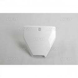 Plaque numéro frontale Ufo Plast pour Husqvarna TC/FC 16-18 (TC250 17-18)