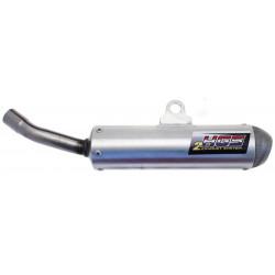 Silencieux HGS pour Kawasaki 125KX 04-08