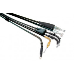 Cable de gaz Bihr pour Kawasaki KX250F 05/Suzuki RM-Z250 05-06