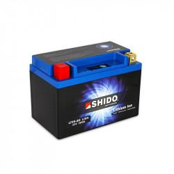 Batterie Lithium Shido pour Honda CRF150F 06-16