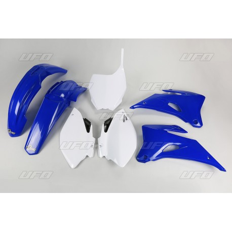 Kit plastique Ufo Plast pour Yamaha YZF250 06-09