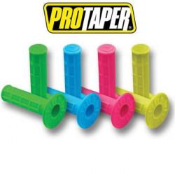 Revêtements de poignées Pro Taper Neon