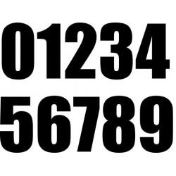 Numéros Enduro