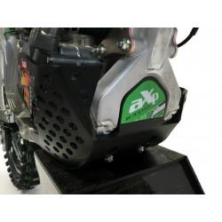 Sabot GP PHD AXP Racing Noir déco verte pour Kawasaki KX250F 17-19