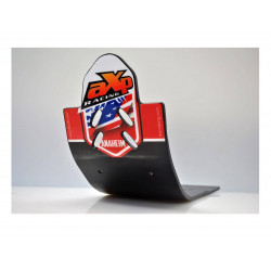Semelle AXP Racing PHD Anaheim rouge pour Honda CRF250R 2018/CRF450R 17-18