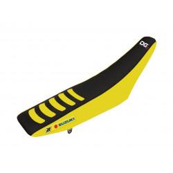 Housse de selle Double Grip 3 pour Suzuki RM85 02-18