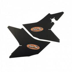 Kit déco de boîte à air anti-dérapant TWIN AIR pour Honda CRF250R 14-17