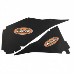Kit déco de boîte à air anti-dérapant TWIN AIR pour KTM SX125 07-08