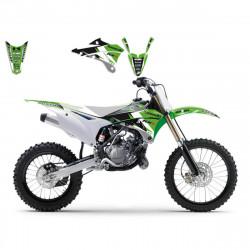 Kit déco Dream Graphics 3 pour Kawasaki KX85 14-18