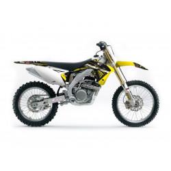 Kit déco Kutvek Racer pour Suzuki RM-Z450 08-17