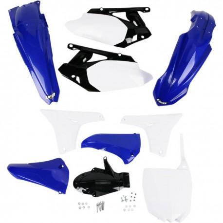 Kit plastique Ufo Plast pour Yamaha YZF450 11-12