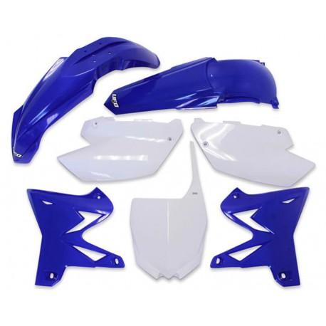 Kit plastique Ufo Plast pour Yamaha YZ125 02-14 replica 4Temps
