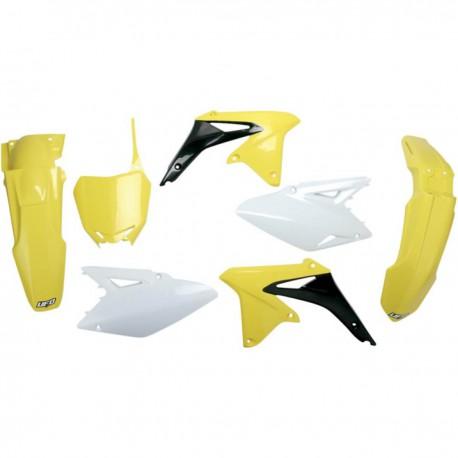 Kit plastique Ufo Plast pour Suzuki RM-Z450 09-10