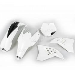 Kit plastique Ufo Plast pour KTM 125,150,250,450 SX/SX-F 09-10