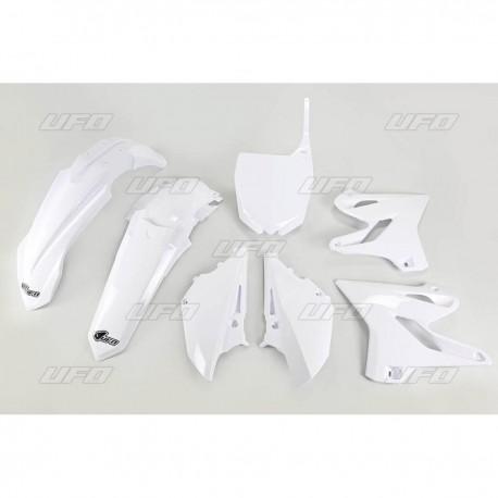 Kit plastique Ufo Plast pour Yamaha YZ125 15-17