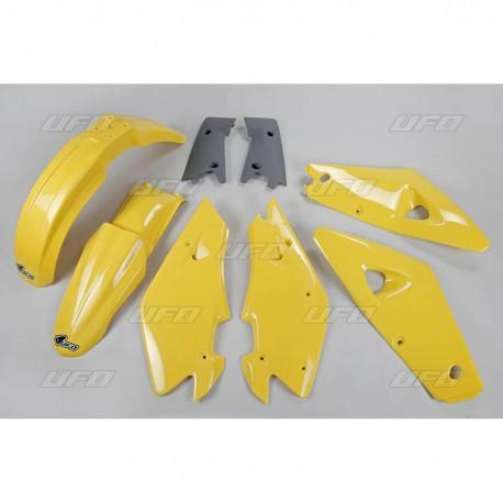 Kit plastique Ufo Plast pour Husqvarna CR125 00-03