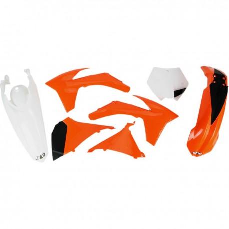 Kit plastique Ufo Plast pour KTM SX125 11