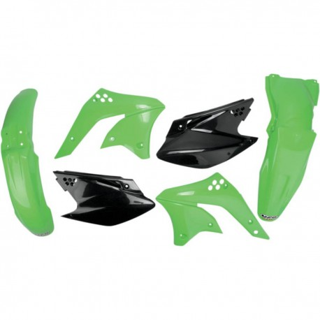 Kit plastique Ufo Plast pour Kawasaki KX250F 08