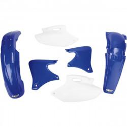 Kit plastique Ufo Plast pour Yamaha YZF250 01-02