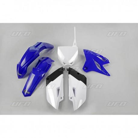 Kit plastique Ufo Plast pour Yamaha YZ85 15-17