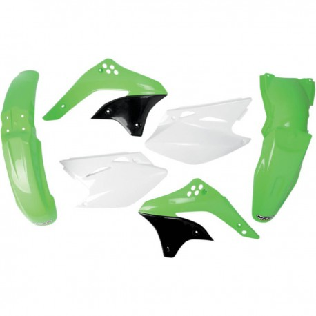 Kit plastique Ufo Plast pour Kawasaki KX450F 07