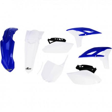 Kit plastique Ufo Plast pour Yamaha YZF250 13