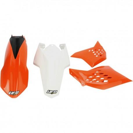 Kit plastique Ufo Plast pour KTM EXC125 et + 11