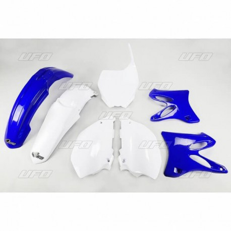 Kit plastique Ufo Plast pour Yamaha YZ125 13-14