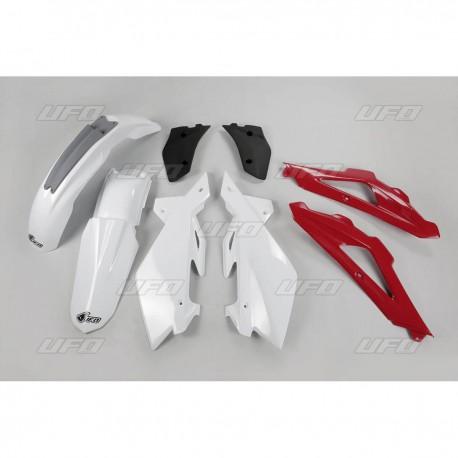 Kit plastique Ufo Plast pour Husqvarna CR250 09-13