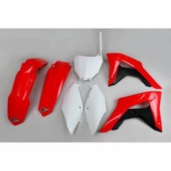 Kit plastique Ufo Plast pour Honda CRF450RX 17-18