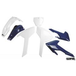 Kit plastique Ufo Plast pour Husqvarna TC,FC 16-18 (TC250 17-18)
