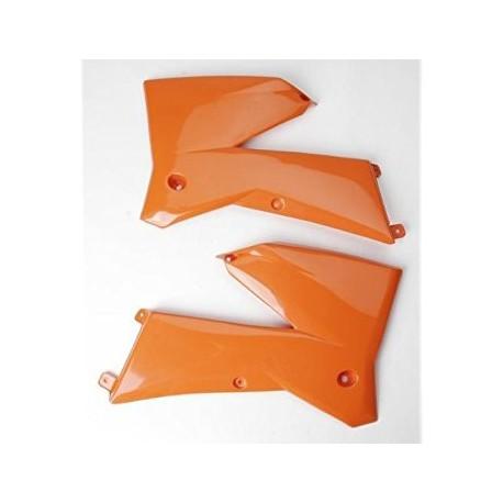 Ouies de radiateurs Ufo Plast pour KTM EXC125 98-00