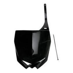 Plaque numéro frontale Ufo Plast pour Yamaha YZ125/250 02-14 (Réplica 4T)