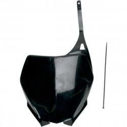 Plaque numéro frontale Ufo Plast pour Yamaha YZ125/250 06-14, YZ250F/450F 06-09