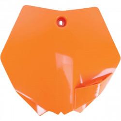 Plaque numéro frontale Ufo Plast pour KTM SX65 09-15