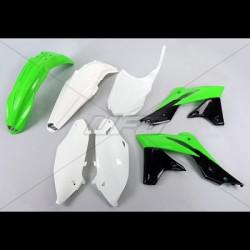 Kit plastique Ufo Plast pour Kawasaki KX250F 14-16