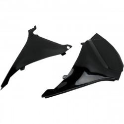 Caches boite a air Ufo Plast pour KTM EXC125 12-13