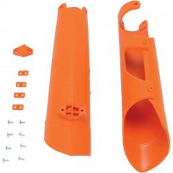 Protections de fourche Ufo Plast pour KTM SX,SX-F 07-14/EXC,EXC-F 08-15