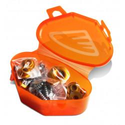 Kit visserie plastique Cycra pour KTM SX/SX-F 07-10
