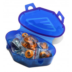 Kit visserie plastique Cycra pour Yamaha WR450F 12-14