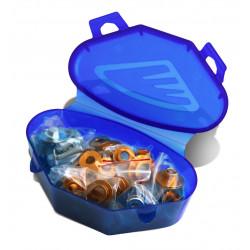 Kit visserie plastique Cycra pour Yamaha YZ250F 14-18/YZ450F 14-17
