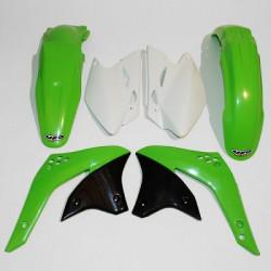 Kit plastique Ufo Plast pour Kawasaki KX450F 06
