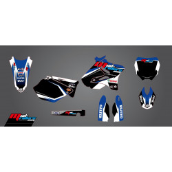 Kit déco semi-perso Mud Riders pour Yamaha YZ125 09-14