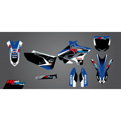 Kit déco semi-perso Mud Riders pour Yamaha YZ125 15-18