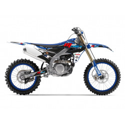 Kit déco semi-perso Mud Riders pour Yamaha YZ450F 2018
