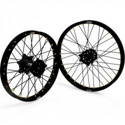 Jeu de roues personnalisable Prostuf pour Yamaha YZ125 99-18