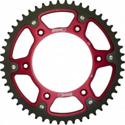 Couronne Supersprox Stealth rouge pour Beta RR250 13-17