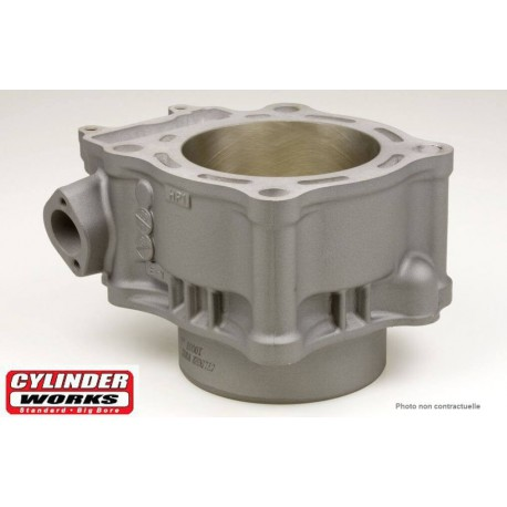 Cylindre nu Cylinder Works type origine pour Kawasaki KX250F 09